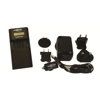 Ansmann Powerline Vario Traveller Charger