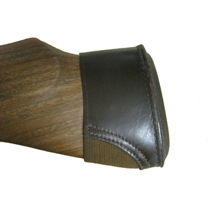 Image of Anson & Deeley Birchbrook Leather Recoil Pad