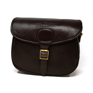 Image of Anson & Deeley Lichfield Leather Cartridge Bag - 150