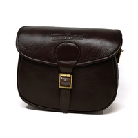 Anson & Deeley Lichfield Leather Cartridge Bag - 150