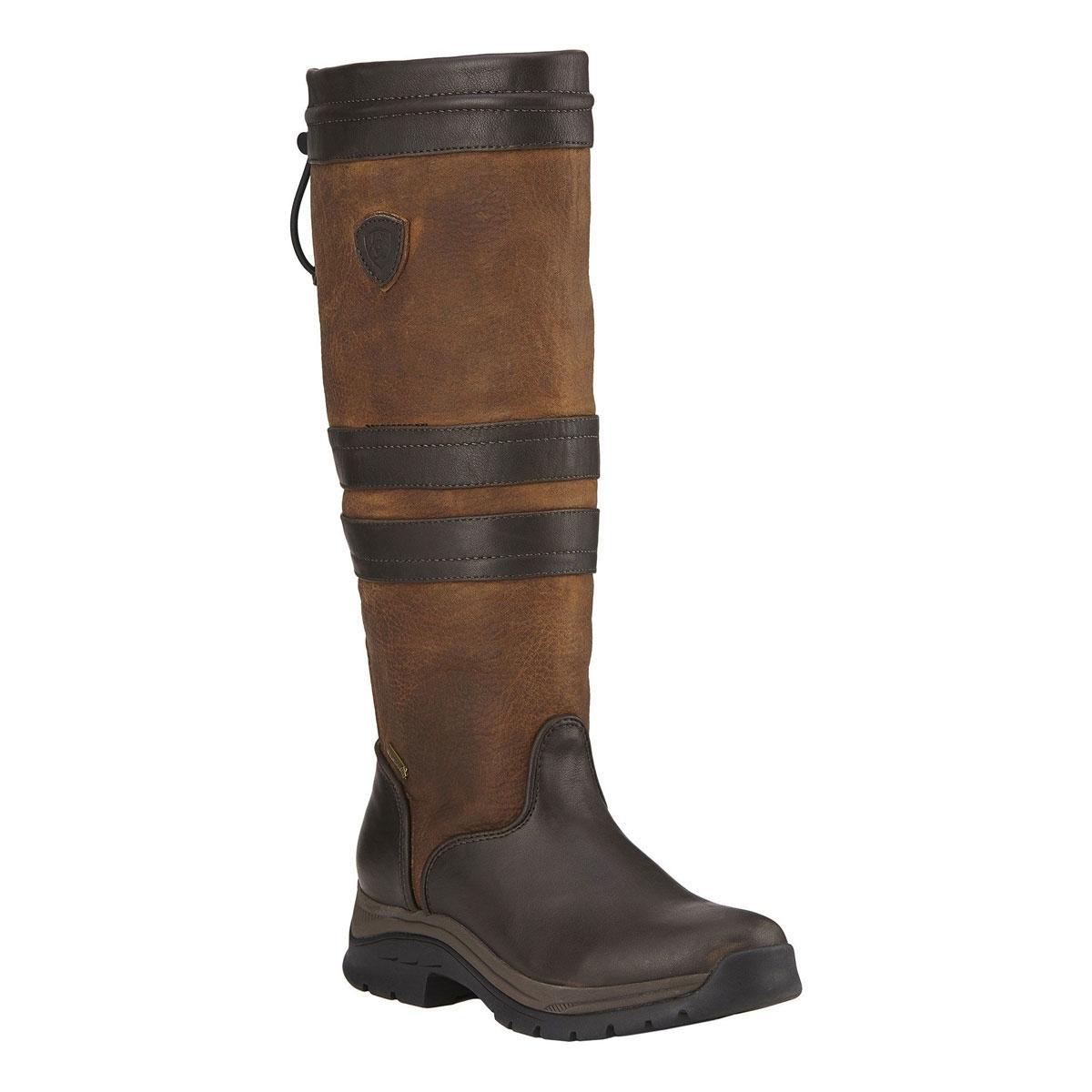 e44f954d9b5 Ariat Braemar GTX Country Boot (Women's) - Ebony Brown