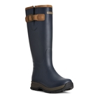 Image of Ariat Burford Wellington Boots (Women's) - Navy