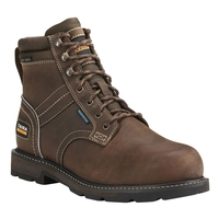 Ariat Groundbreaker 6 Inch H2O Work Boot (Men's)