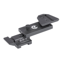 Armasight Swing Arm #172 - Mini Rail To Dovetail Adaptor