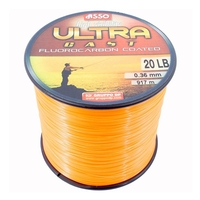 Asso Ultra Cast Sea Fishing Line - 4oz Spool