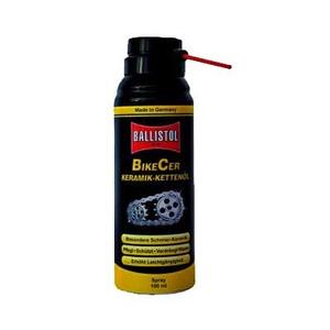 Image of Ballistol BikeCer Ceramic Chain Oil Spray - 100ml Aerosol