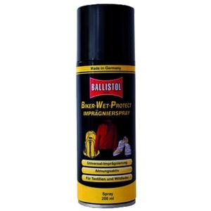 Image of Ballistol Biker Wet-Protect Spray - 200ml Aerosol
