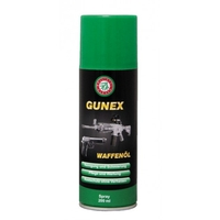 Ballistol Gunex Gun And General Purpose Oil & Rust Protection - 200ml Spray