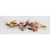 Barbless Flies Daddy Fly Selection