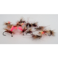 Barbless Flies Dry Jig Fly Selection