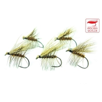 Barbless Flies Elk Hair Caddis Fly