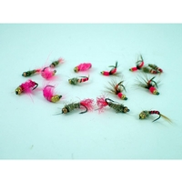 Barbless Flies Grayling Fly Selection