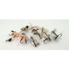 Barbless Flies Ultimate Olive Fly Selection