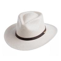Barmah Outback Fine Raffia Hat