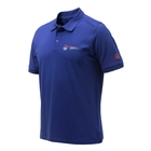 Image of Beretta Broken Clay Polo Shirt - Blue Beretta