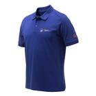 Image of Beretta Broken Clay Polo Shirt - Blue Beretta