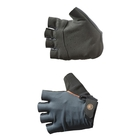 Image of Beretta Fingerless Gloves - Black & Grey