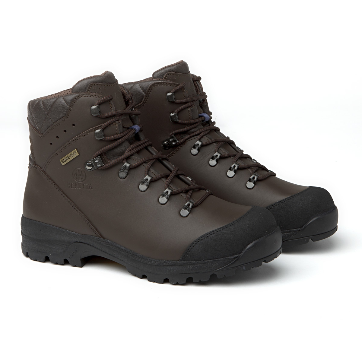 47d72960106852 Beretta Luserna Leather GTX 5.5 Inch Walking Boots - Brown | Uttings ...