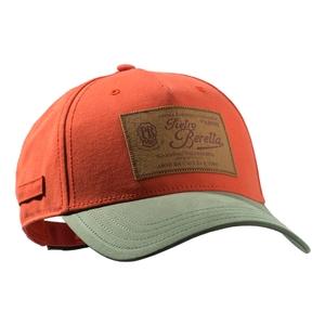 Image of Beretta Patch Logo Cap - Orange