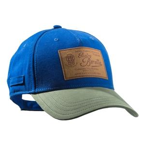 Image of Beretta Patch Logo Cap - Beretta Blue