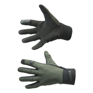 Image of Beretta Polartec Touch Gloves - Green