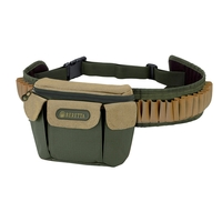 Beretta Retriever Cartridge Belt with Large Pouch (20 Loops)