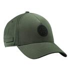 Image of Beretta Rubber Patch Logo Cap - Green
