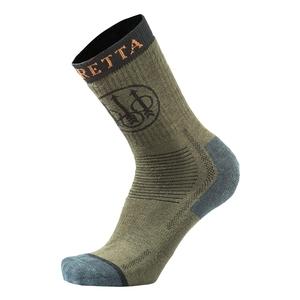 Image of Beretta Short Merino Socks - Green