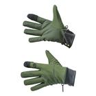 Image of Beretta Softshell Gloves - Green