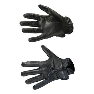 Image of Beretta Target Leather Gloves - Black/Grey