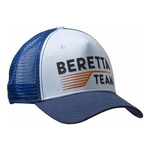 Image of Beretta Team Cap - Blue Beretta & White