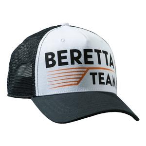 Image of Beretta Team Cap - Black & White
