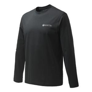 Image of Beretta Team Long Sleeve T-Shirt - Black
