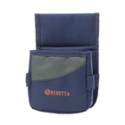 Image of Beretta Uniform Pro Cartridge Pouch - 1 Box - Blue, Grey & Orange