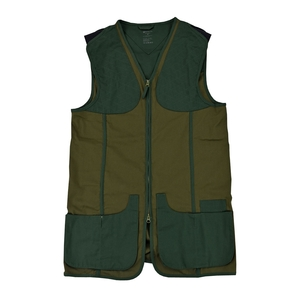 Image of Beretta Urban Cotton Vest - Dark Olive