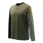 Image of Beretta Victory Corporate Long Sleeve T-Shirt - Green