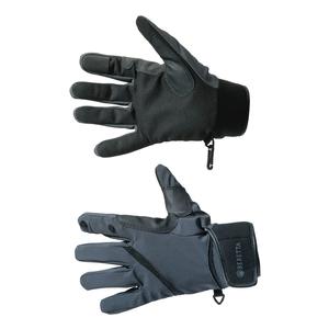 Image of Beretta Wind Pro Shooting Gloves - Black/Grey