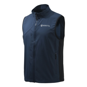 Image of Beretta Team Windshell Vest - Blue Total Eclipse