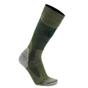 Image of Beretta Wool/Cordura Wellington Boot Sock - Green