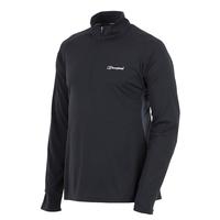 Berghaus Tech Tee Long Sleeved Zip Neck (Men's)