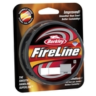 Image of Berkley Fireline Smoke Line - Fused Braid - 300yds - Smoke
