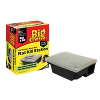 Big Cheese RTU Rat Kill Station