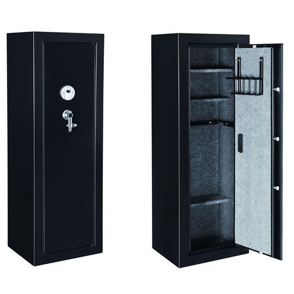 Biometric Sls6 Gun Safe 16 Gun 1 Shelf
