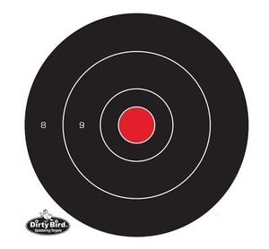 Image of Birchwood Casey Dirty Bird Bulls-Eye Targets