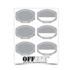 Birchwood Casey Off-Eye Optical Lens Filters - Frost Kit