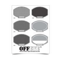 Birchwood Casey Off-Eye Optical Lens Filters - Assorted Kit