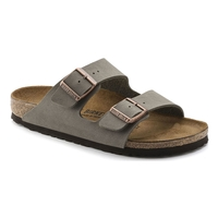 Birkenstock Arizona Birko-Flor Synthetic Leather Sandals