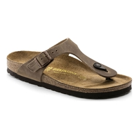 Birkenstock Gizeh Oiled Leather Sandals (Women's)