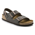 Birkenstock Milano Smooth Leather Sandals (Men's)