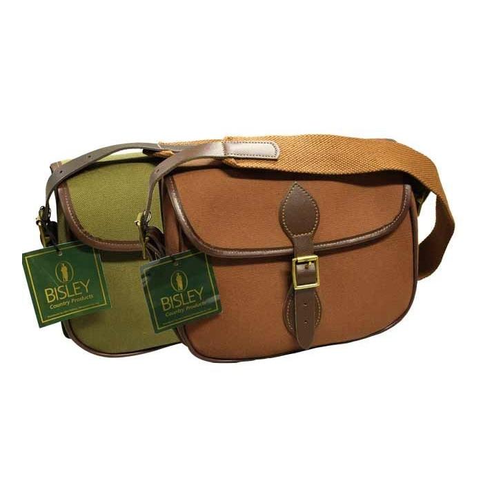Image of Bisley Canvas Cartridge Bag - 75 - Green